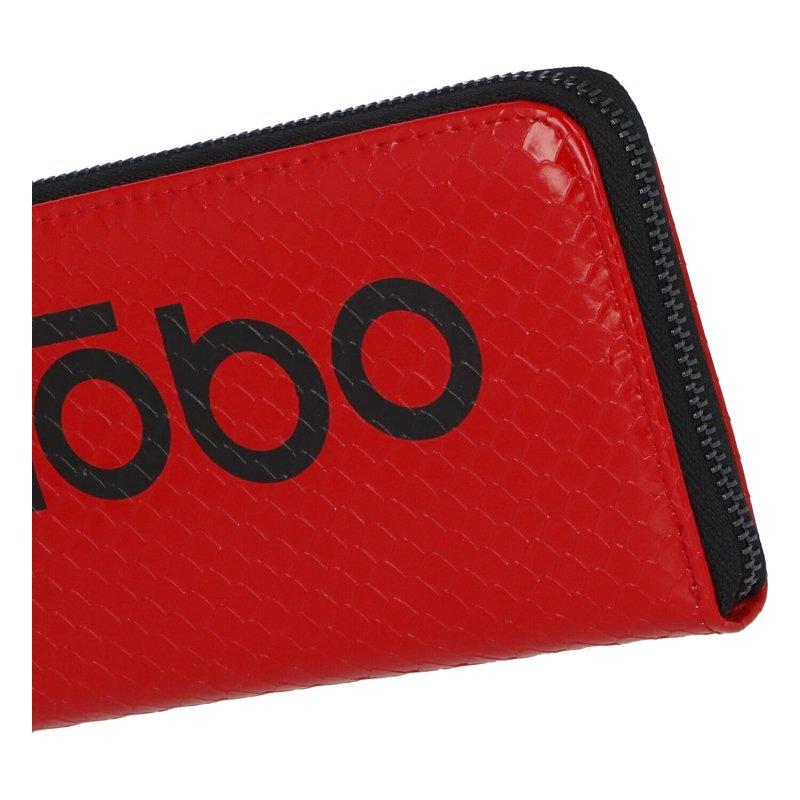 Stylová dámská peněženka Nobo, červená
