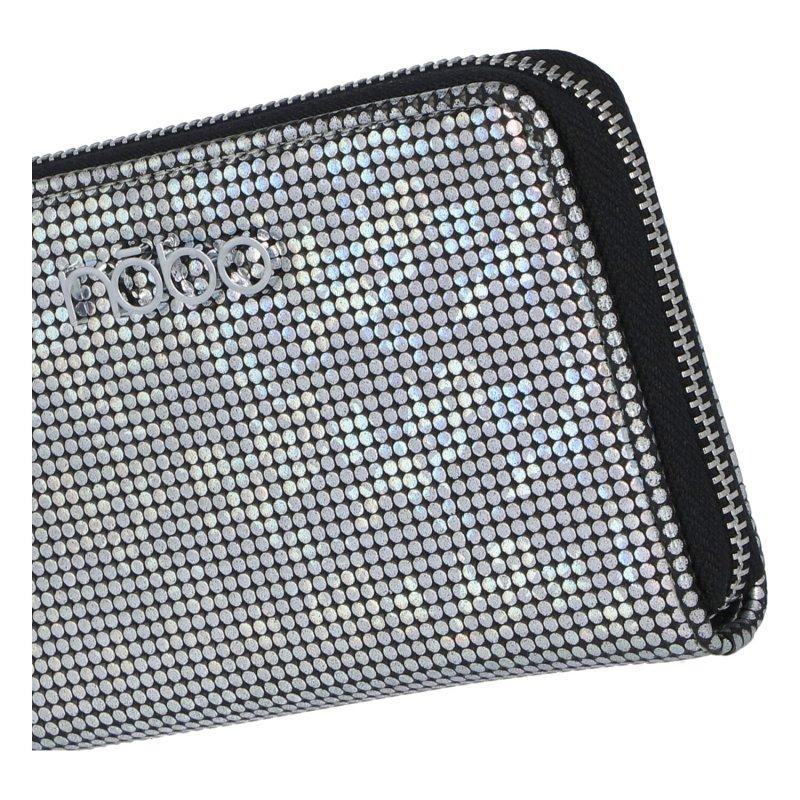 Extravagantní stylová lesklá peněženka Party NOBO