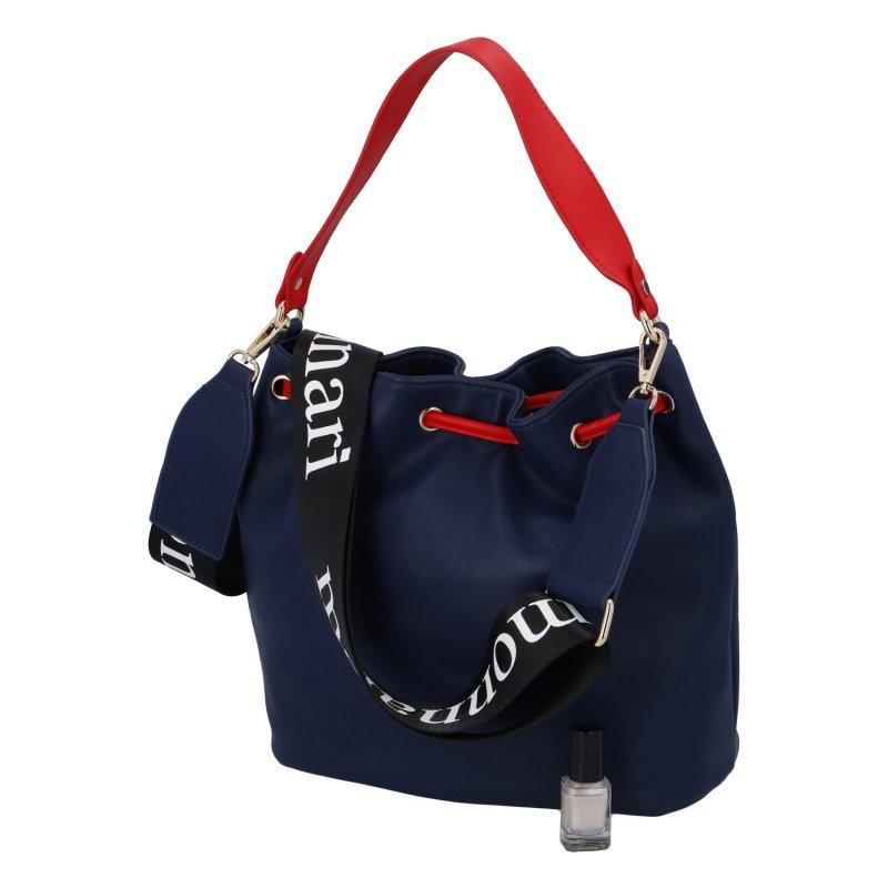 Módní kabelka - vak Monnari Elsa, modrá