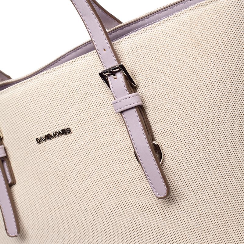 Dámská kabelka přes rameno Fabiola, fialová