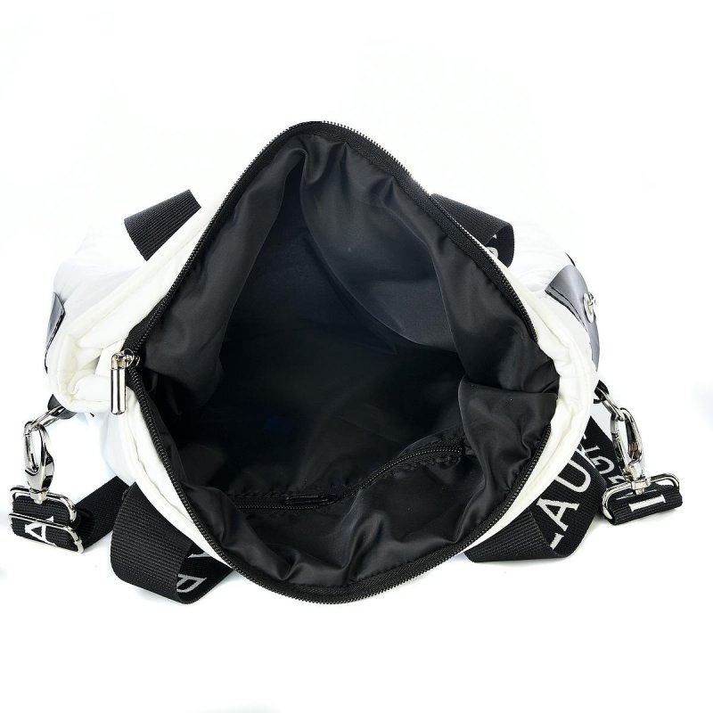 Dámská kabelka LB Elegance in white, bílá