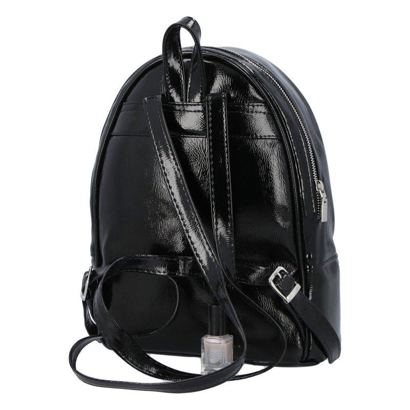Městský dámský batoh Maggio Couture, černý