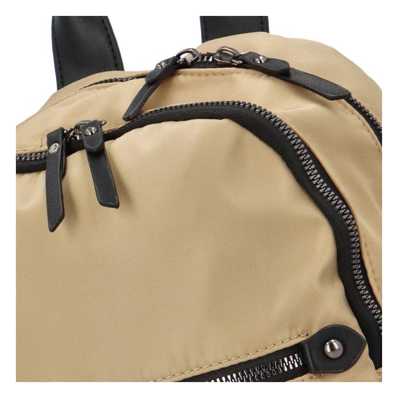 Praktický městský batoh Revoir, khaki