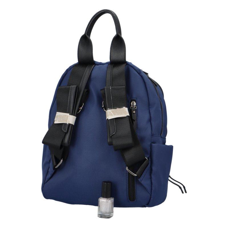 Praktický městský batoh Revoir, modrý