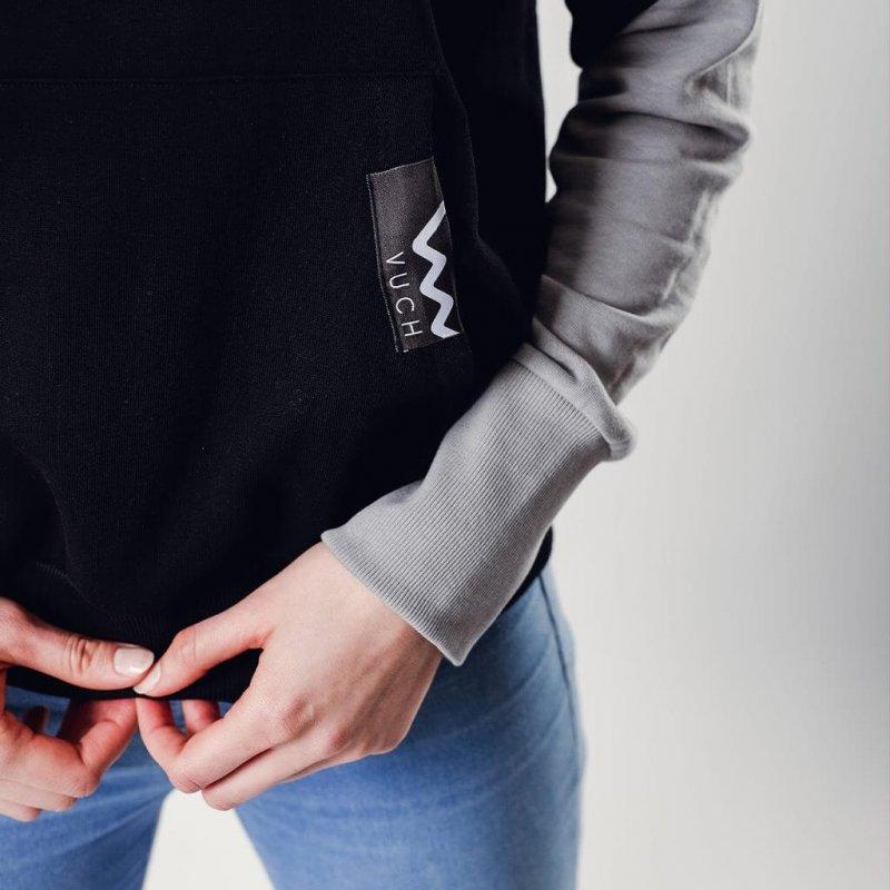 Dámská mikina VUCH Mayra, černá velikost L