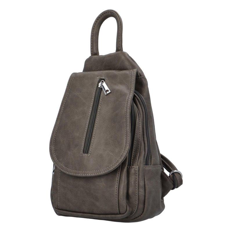 Městský batoh Loui, šedý
