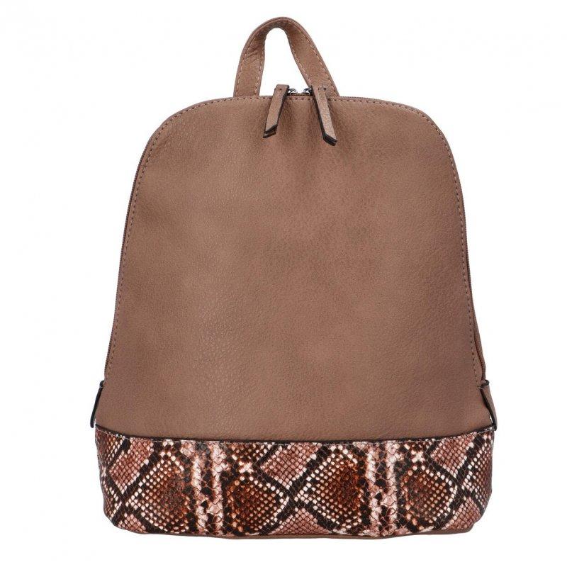 Trendový městský batoh Reid pink