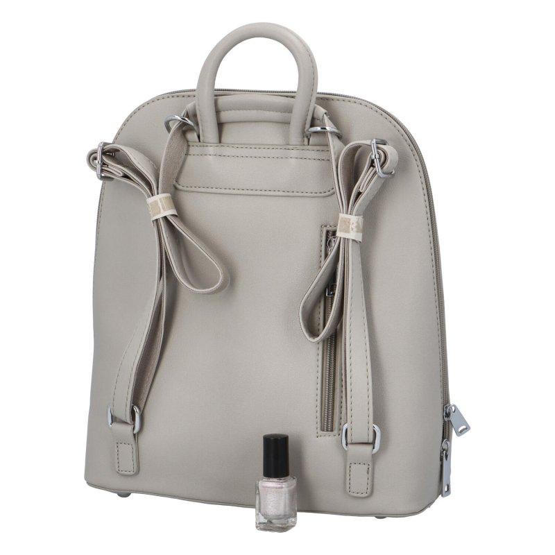 Dámský batoh Cynthia, šedý