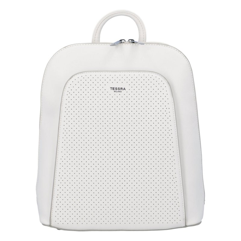 Dámský batoh Cynthia, bílý