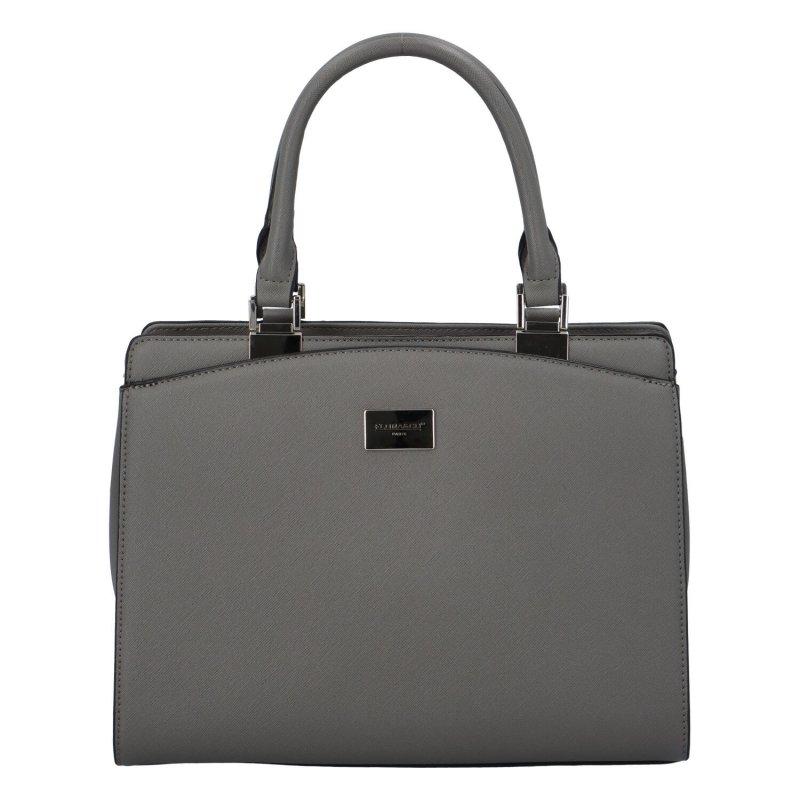 Menší dámská kabelka ONLY YOU, šedá