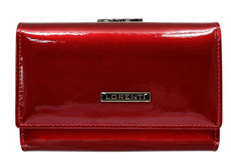Dámská kožená peněženka Clara, čerevná