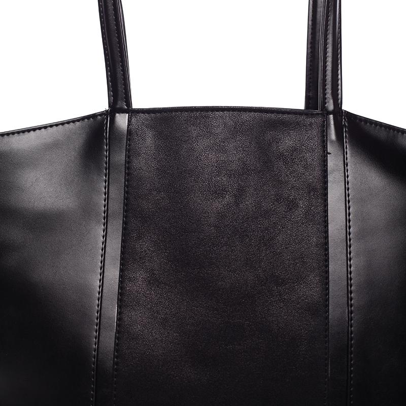 Velká kabelka Mandy, černá