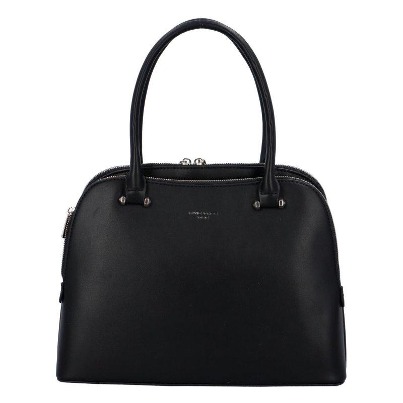 Krásná dámská kabelka Twinkie, černá