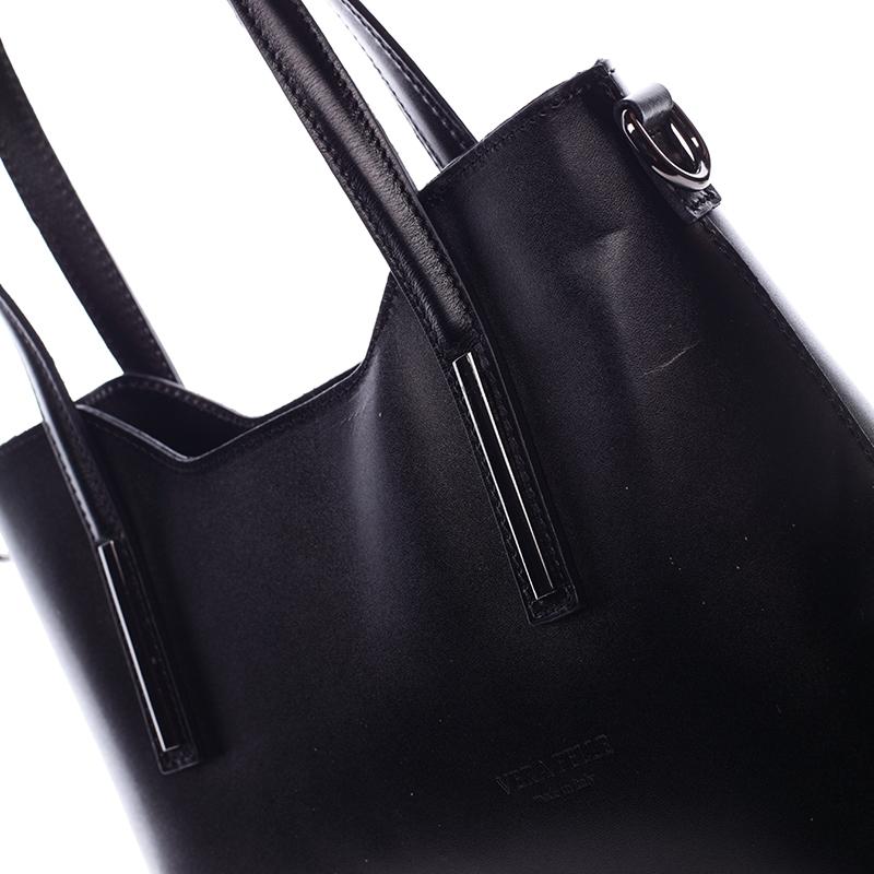 Elegantní kožená dámská kabelka Caitlin e1a4ee0536e