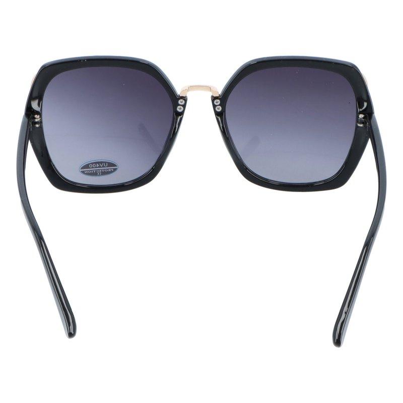 Dámské sluneční brýle Ravenna, černé