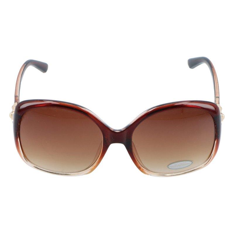 Dámské sluneční brýle Valencie, hnědé