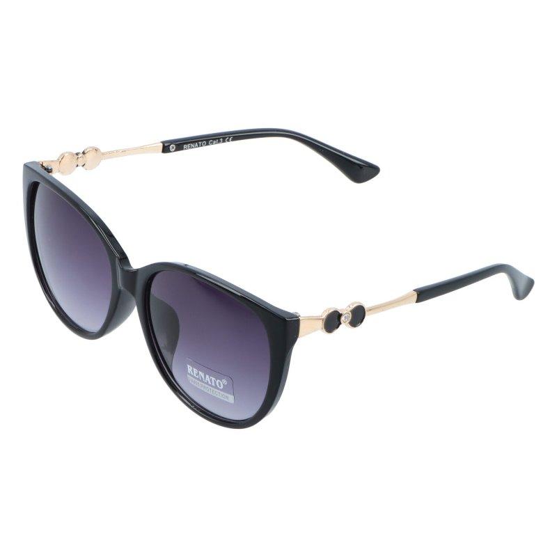 Dámské sluneční brýle Toulon, černé