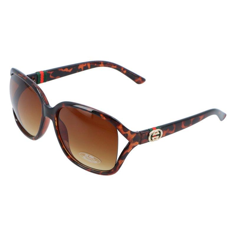 Dámské sluneční brýle Nice, hnědé