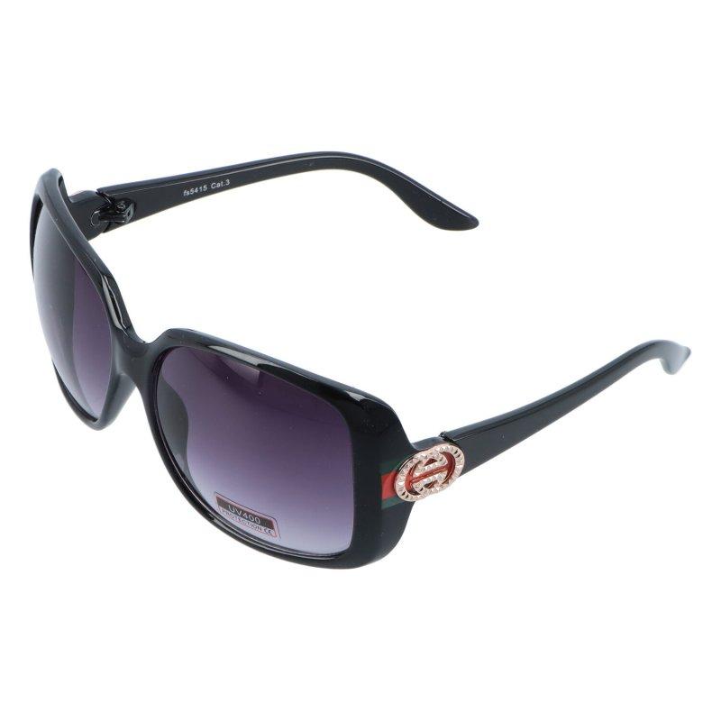 Dámské sluneční brýle Nice, černé