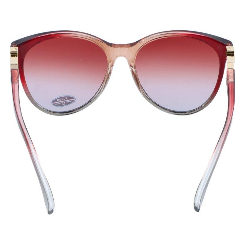 Dámské sluneční brýle Riga, růžové
