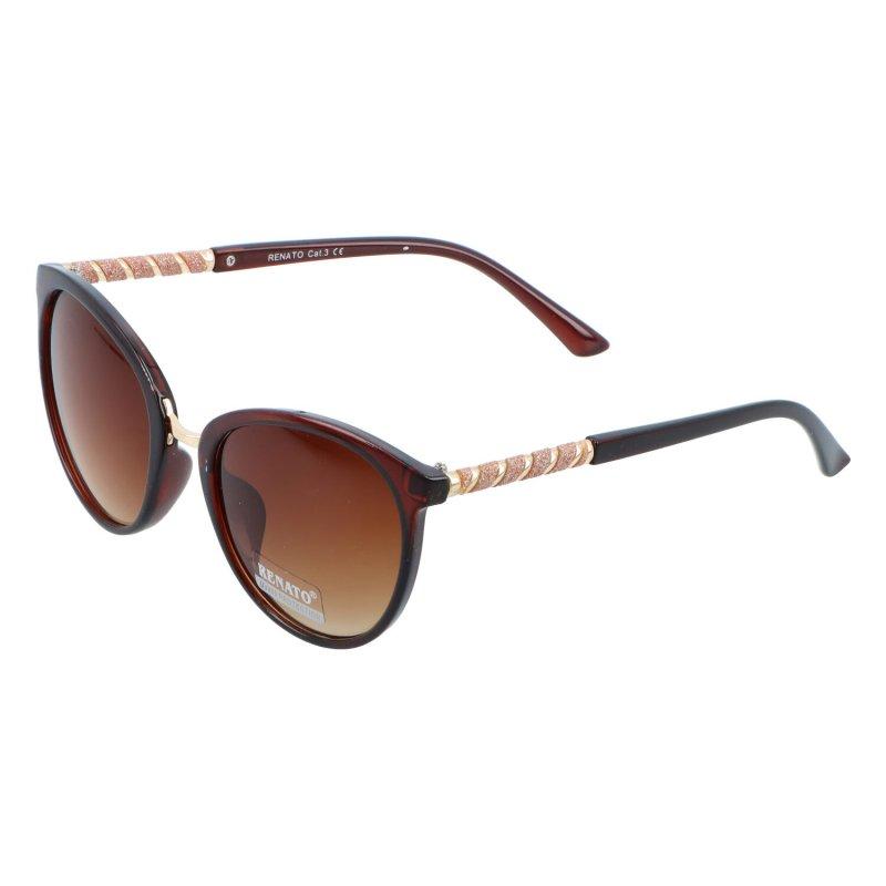Dámské sluneční brýle Sunny Lefkada, hnědé