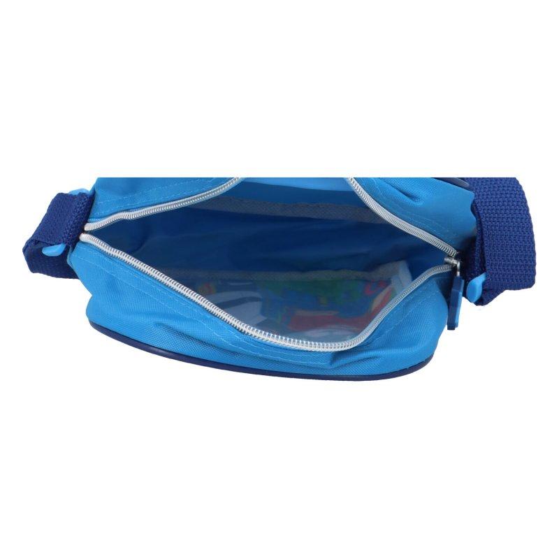 Dětská malá kabelka s králíčkem Bing, modrá