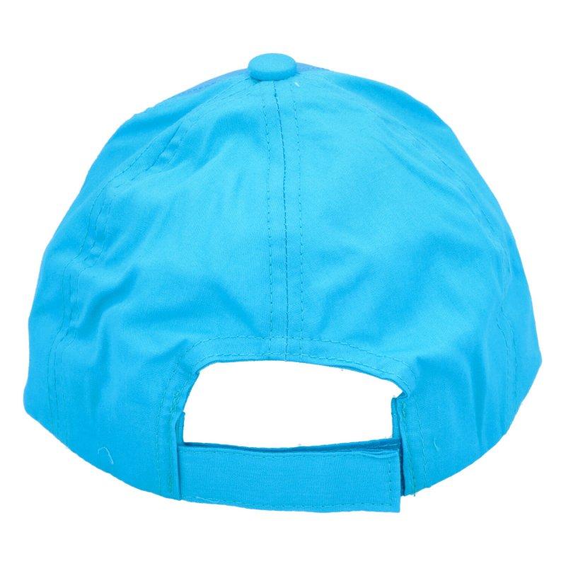 Chlapecká kšiltovka Tlapková patrola, světle modrá, vel. 54