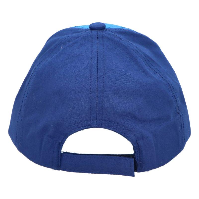 Chlapecká kšiltovka Tlapková patrola, tmavě modrá, vel. 54