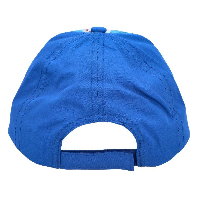 Kšiltovka Tlapková patrola pro kluky, modrá, velikost 52