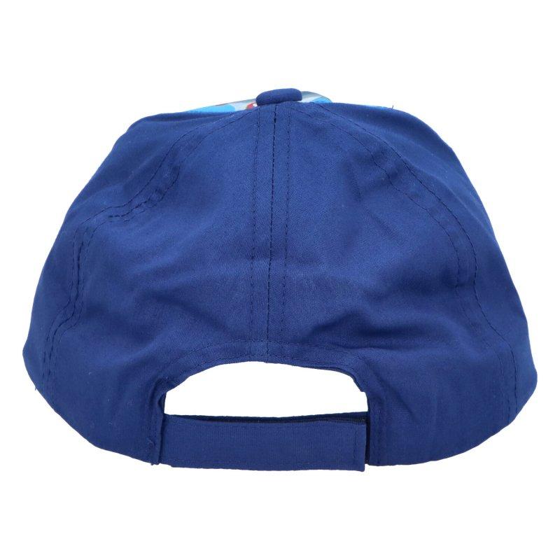 Kšiltovka Tlapková patrola pro kluky, tmavě modrá, velikost 52