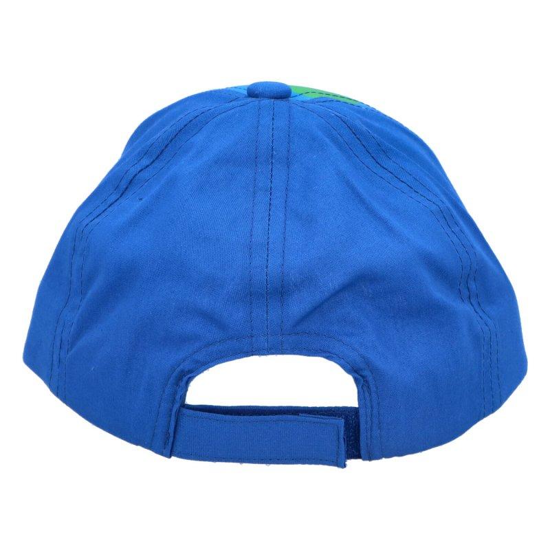 Dětská kšiltovka Bing, modrá, velikost 52