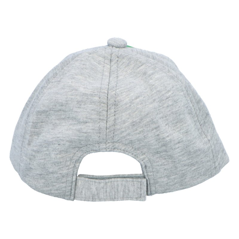 Dětská kšiltovka Bing, šedá velikost 52