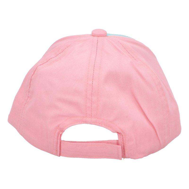 Dětská kšiltovka Bing, světle růžová, velikost 48