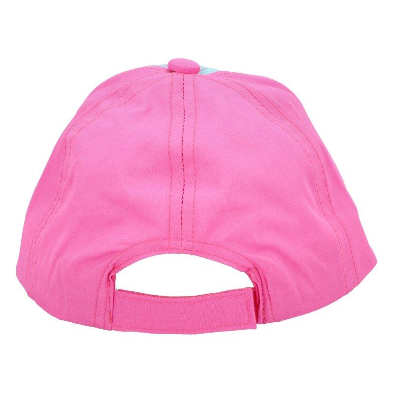 Dětská kšiltovka Bing, růžová, velikost 50