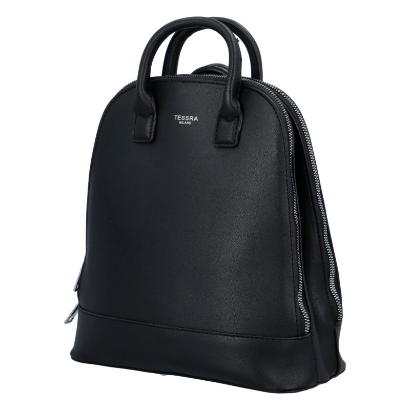 Elegantní dámský batůžek Junior, černý