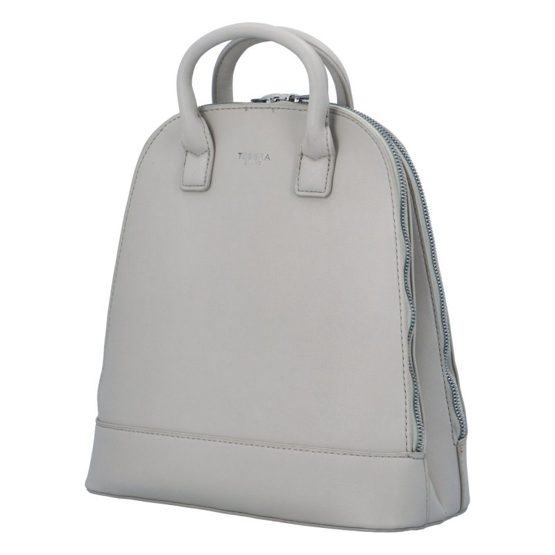 Elegantní dámský batůžek Junior, šedý