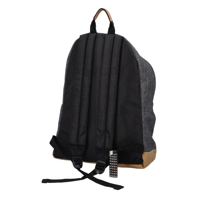 Sportovní dámský látkový batoh Leny, šedá
