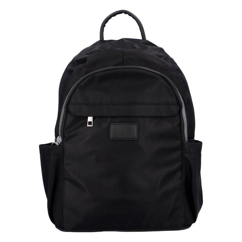 Dámský batůžek Lubo, černý