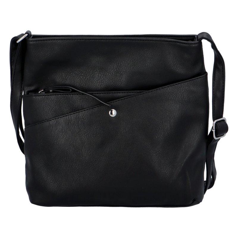 Minimalistická crossbody kabelka Dreamy, černá