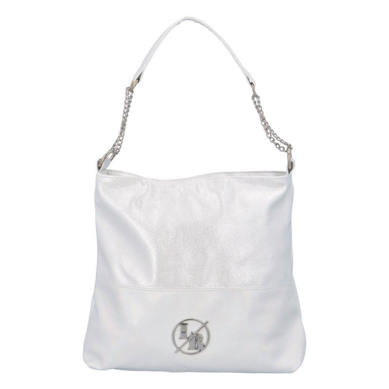 Stříbrná kabelka Moonshine L.B.