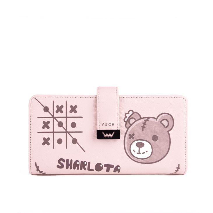 Dámská peněženka VUCH Rare bear, limitovaná edice