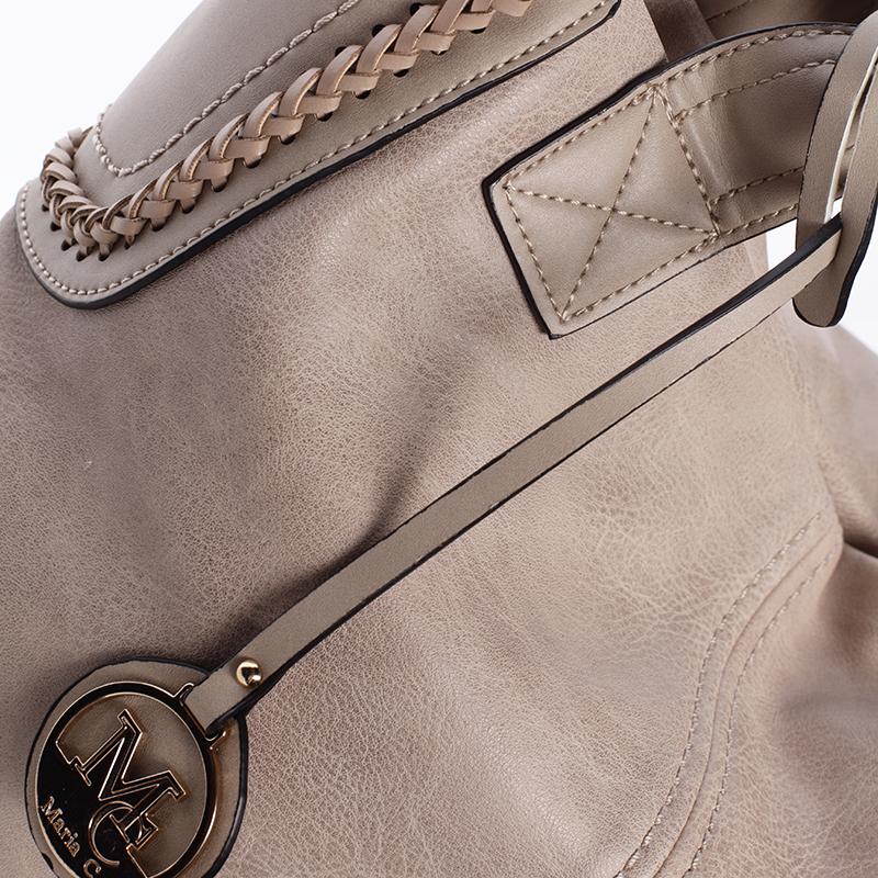 Stylová kabelka přes rameno Molly, oříšková