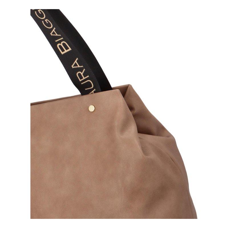 Stylová dámská kabelka Royal, hnědá