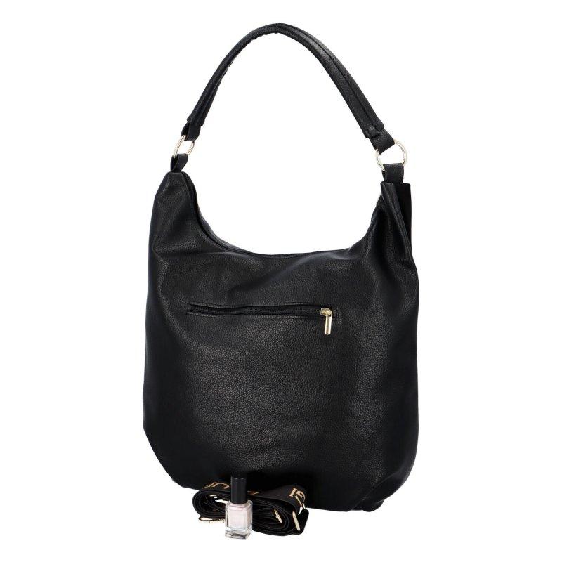 Dámská kabelka přes rameno Julia, černá