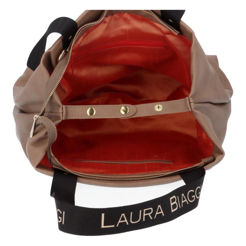 Stylová dámská kabelka Royal, taupe