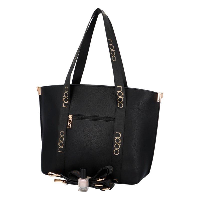 Stylová dámská kabelka Serena, černá
