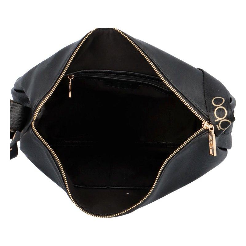 Módní crossbody kabelka Otilia, černá