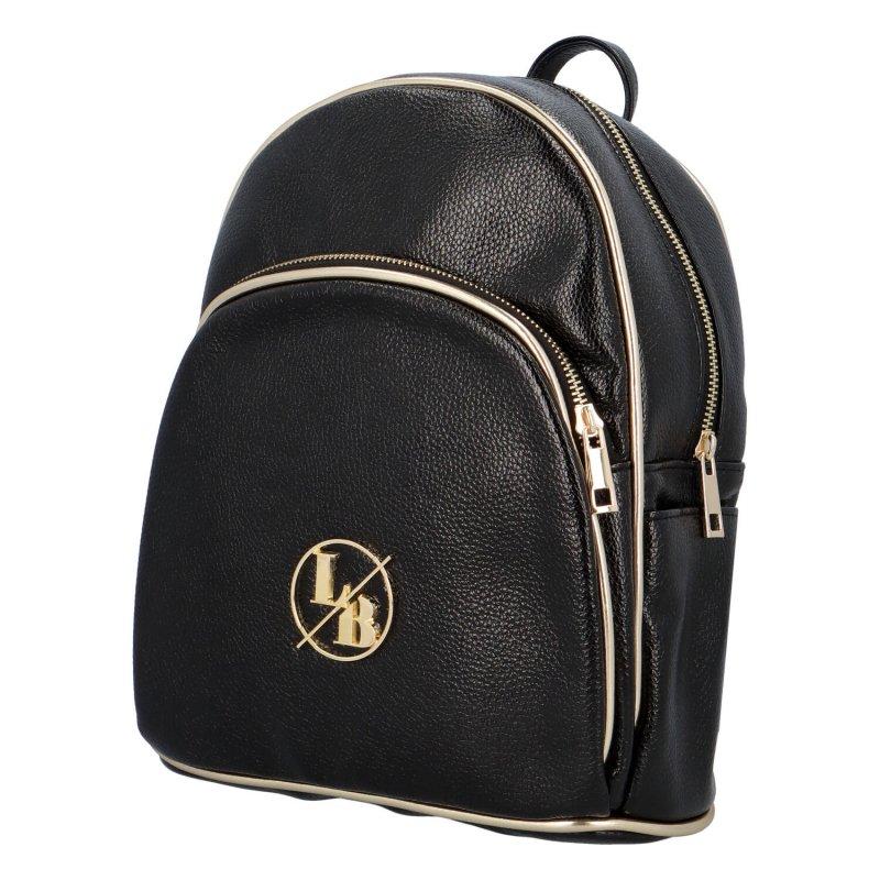 Malý městský batůžek Joe, černý
