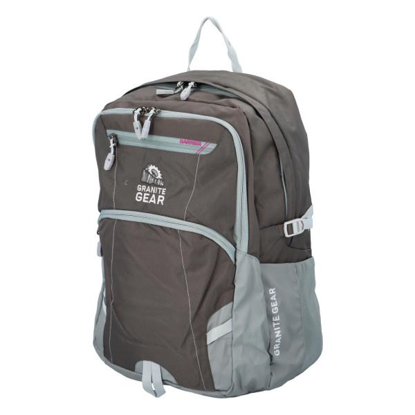 Praktický městský batoh Oscar, šedý