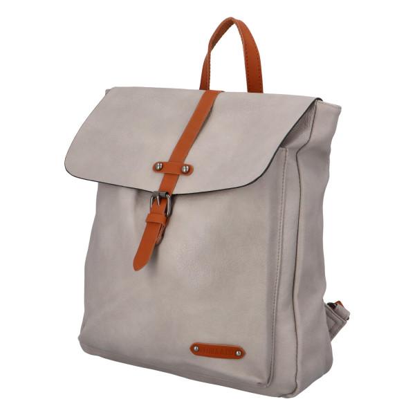 Trendy elegantní batoh Matias, gris clair